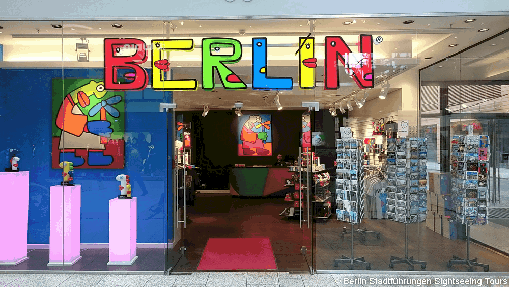 Berlin Tour Souvenirs