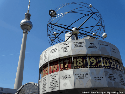 Berlin Tour à Alexanderplatz